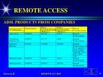 remote access53