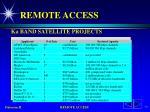 remote access69