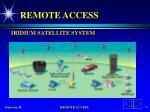 remote access71