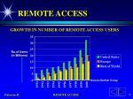 remote access8