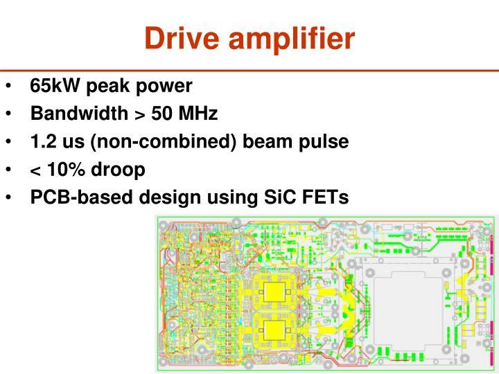 65kW peak power
