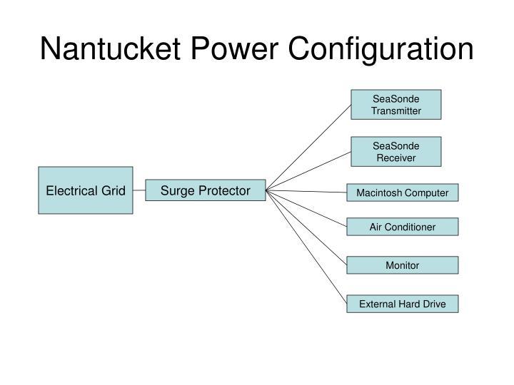 Nantucket Power Configuration