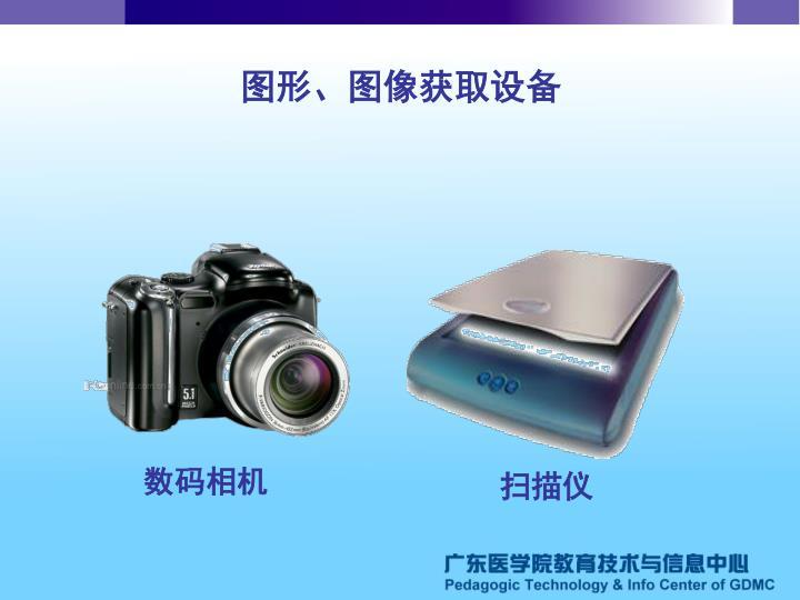 图形、图像获取设备