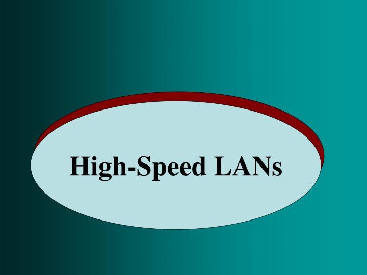 High-Speed LANs