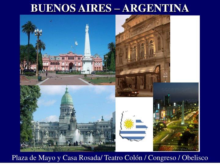 BUENOS AIRES – ARGENTINA