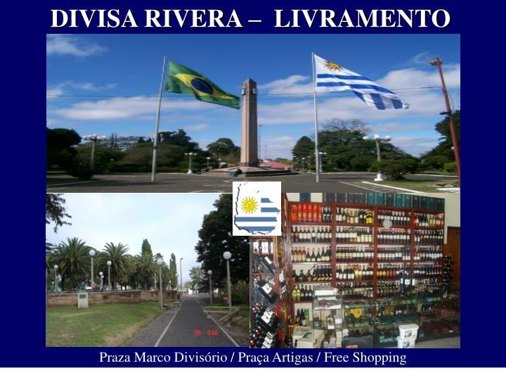 DIVISA RIVERA –  LIVRAMENTO