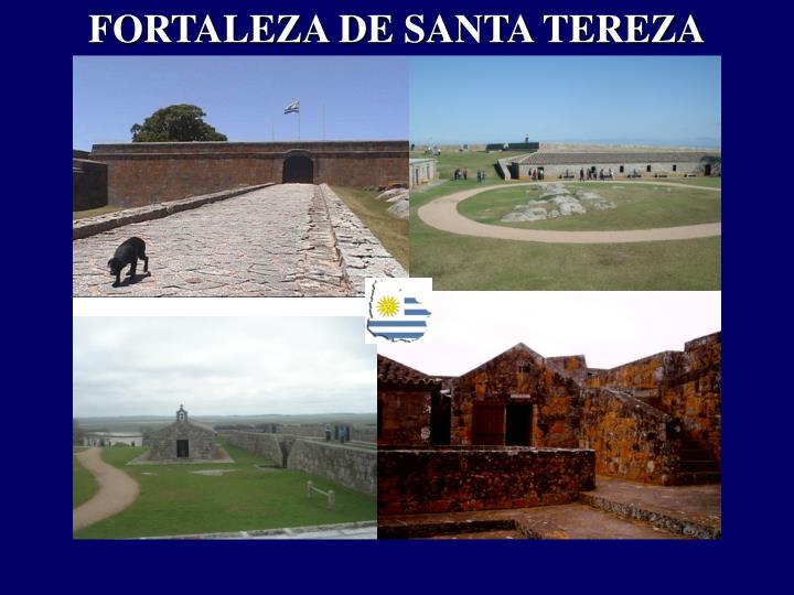 FORTALEZA DE SANTA TEREZA
