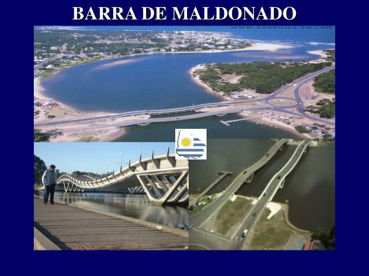 BARRA DE MALDONADO
