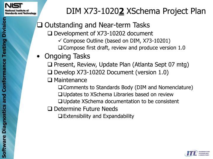 DIM X73-1020