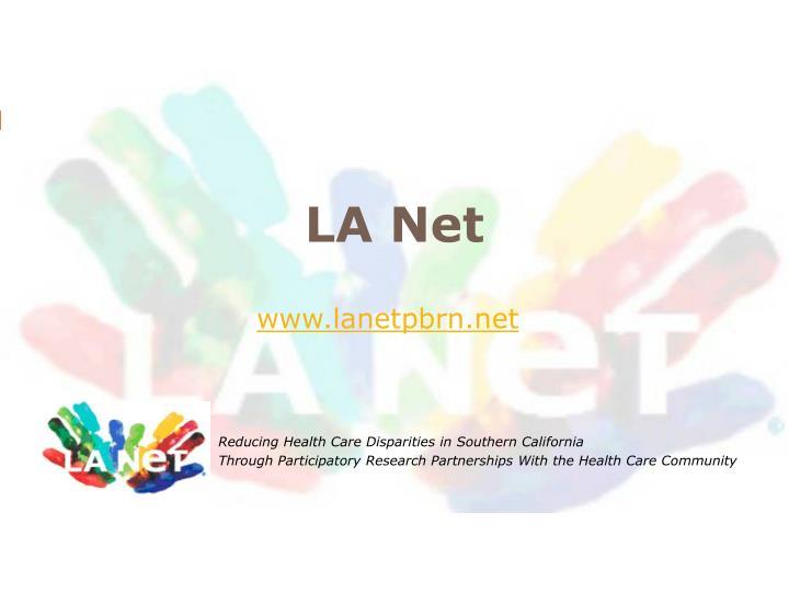 LA Net