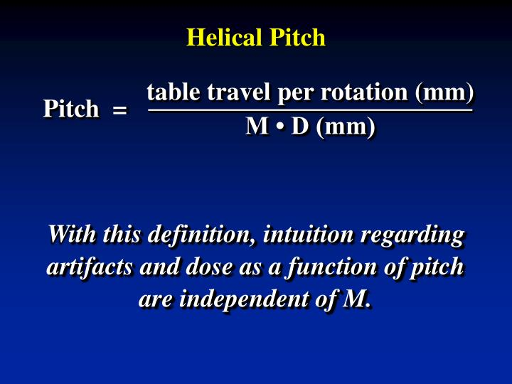 table travel per rotation (mm)