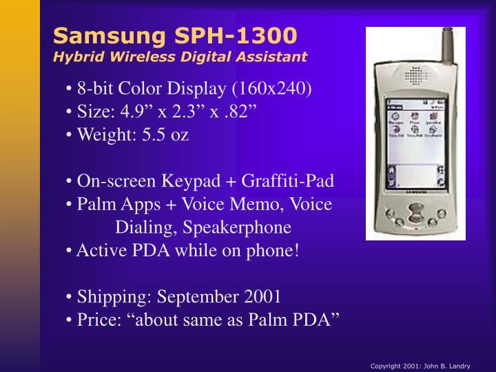 Samsung SPH-1300