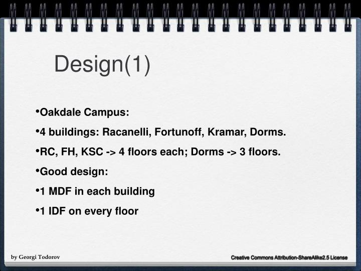 Design(1)