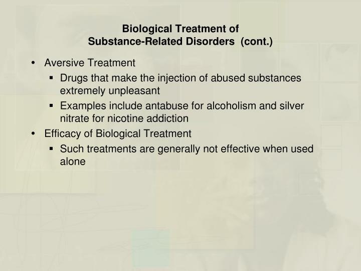 Biological Treatment of