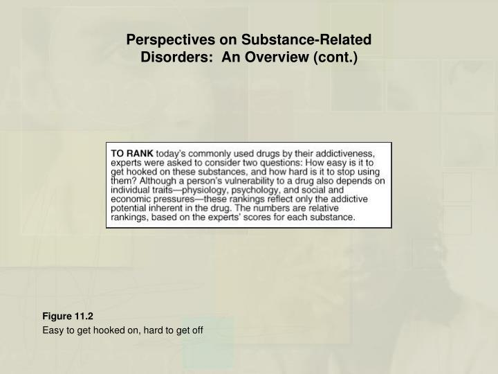 Perspectives on Substance-Related
