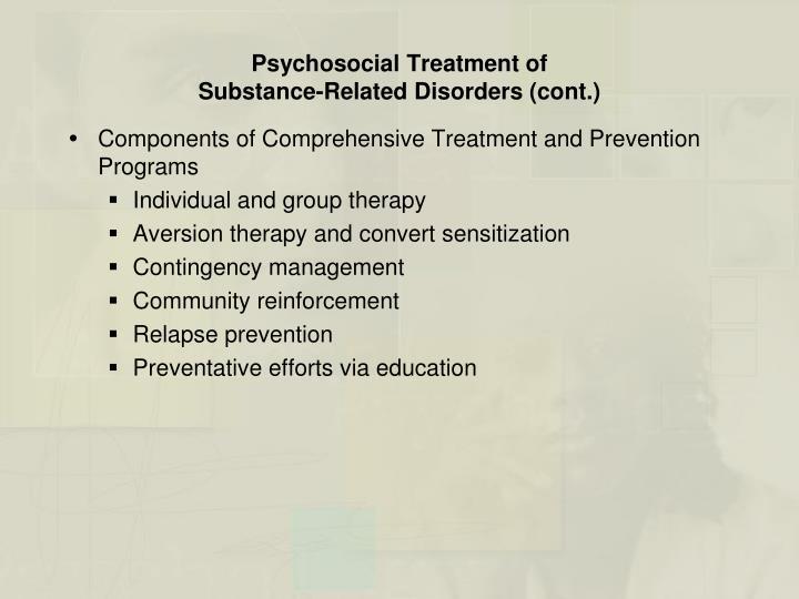 Psychosocial Treatment of
