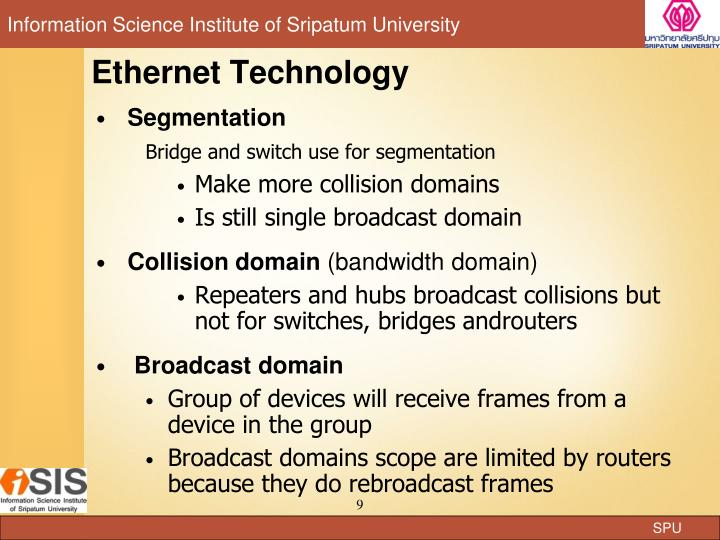 Ethernet Technology