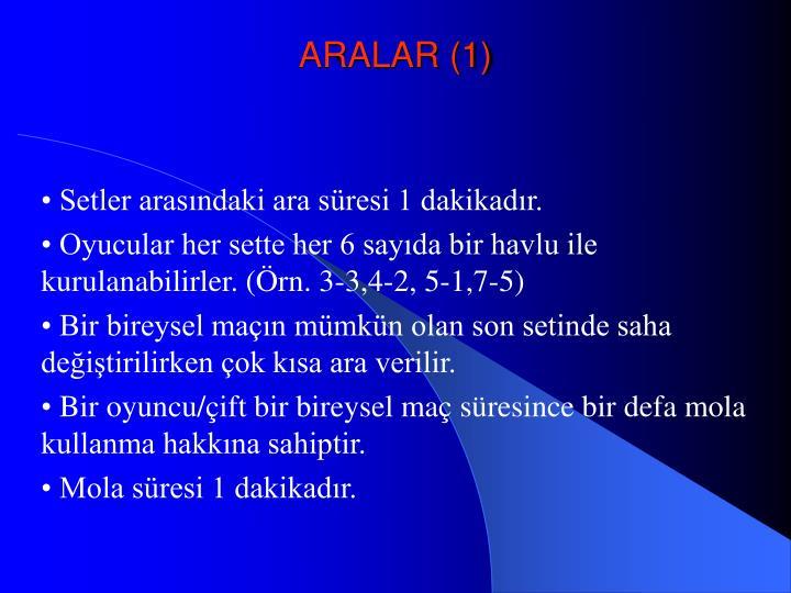 ARALAR (1)