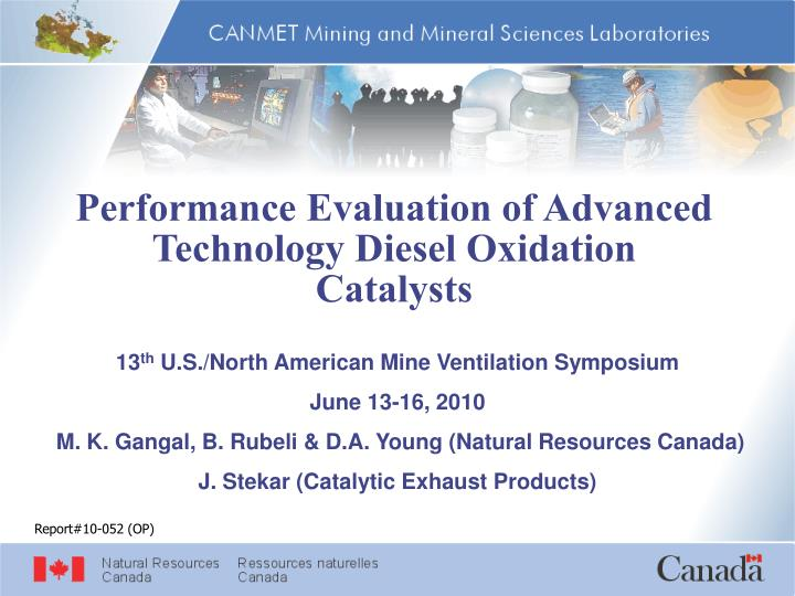 Performance Evaluation of Advanced Technology Diesel Oxidation Catalysts