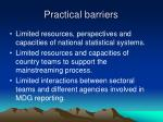 practical barriers1