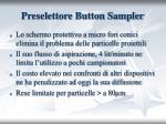 preselettore button sampler1