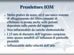 preselettore iom1