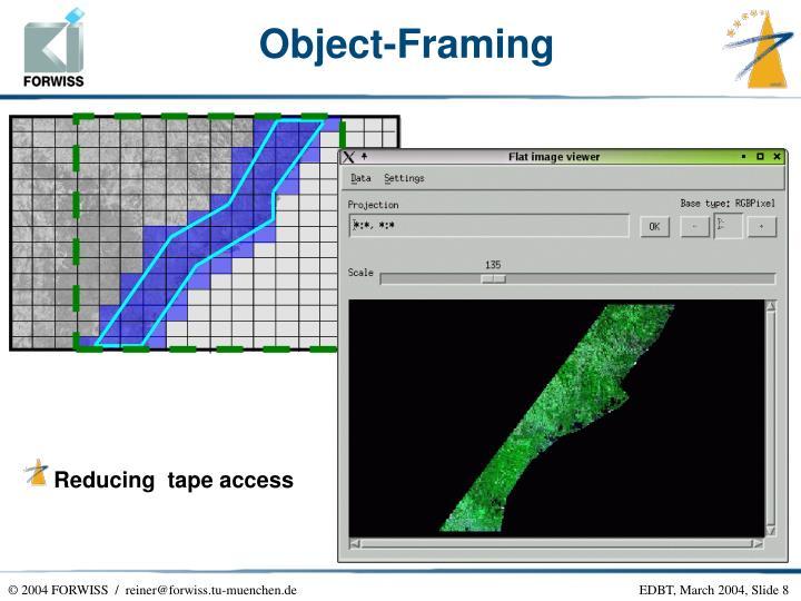 Object-Framing