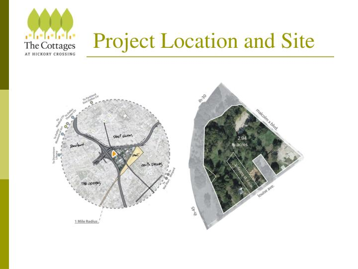 Project Location and Site