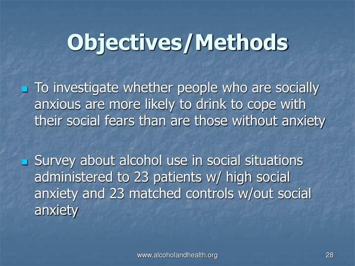 Objectives/Methods