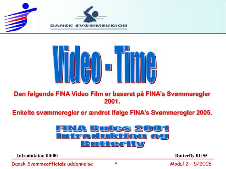 Video - Time