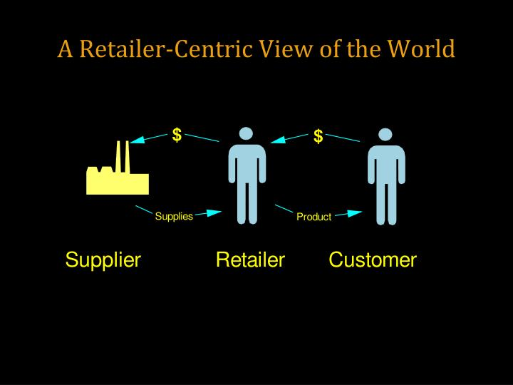 A Retailer-Centric View of the World