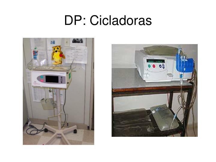 DP: Cicladoras