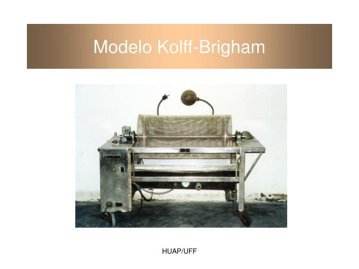 Modelo Kolff-Brigham