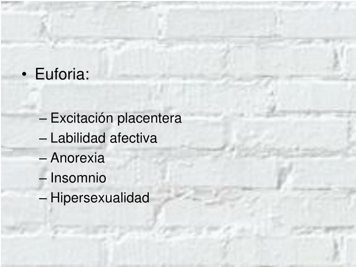 Euforia:
