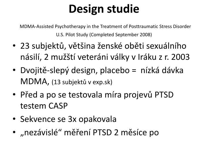 Design studie