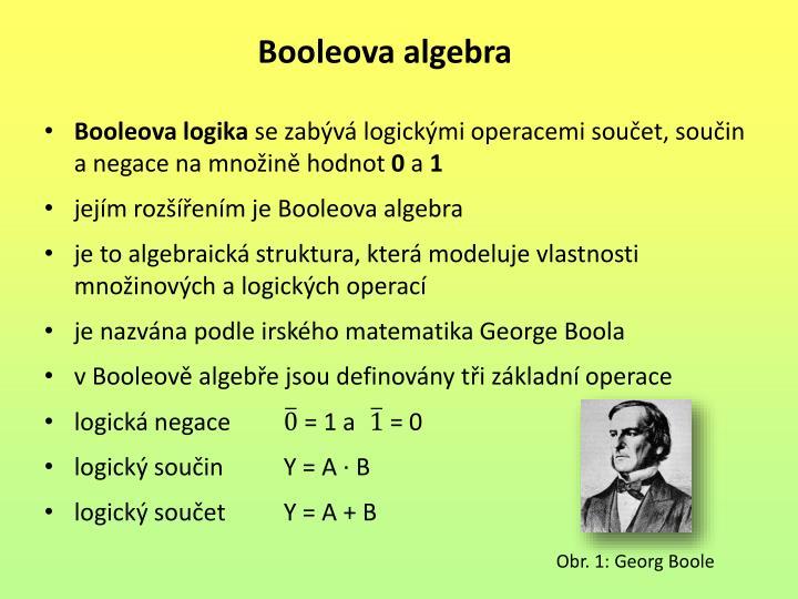 Booleova logika