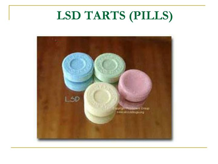 LSD TARTS (PILLS)