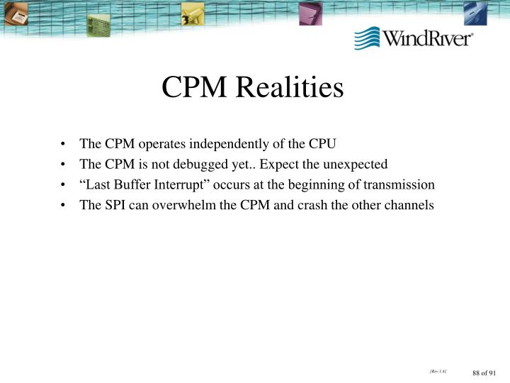 CPM Realities