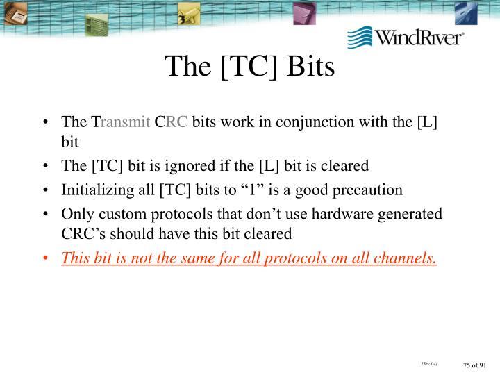 The [TC] Bits