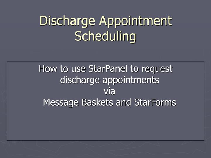 How to use StarPanel to request