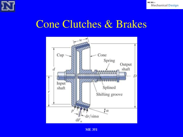 Cone Clutches & Brakes
