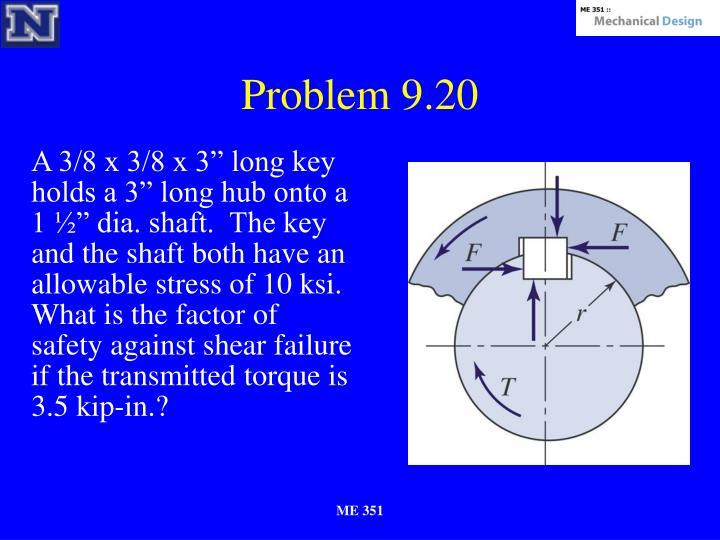 Problem 9.20