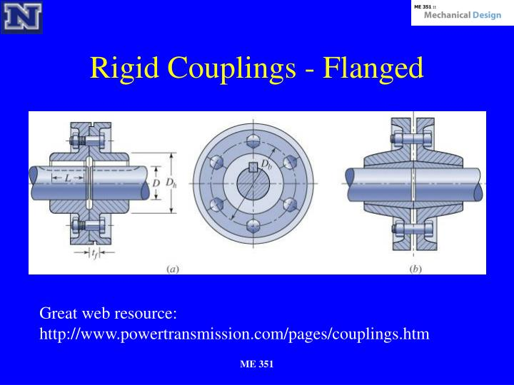 Rigid Couplings - Flanged
