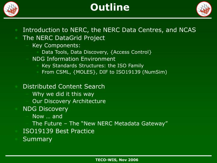 Introduction to NERC, the NERC Data Centres, and NCAS