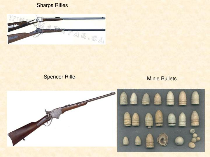 Sharps Rifles