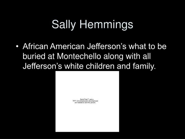 Sally Hemmings