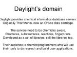 daylight s domain