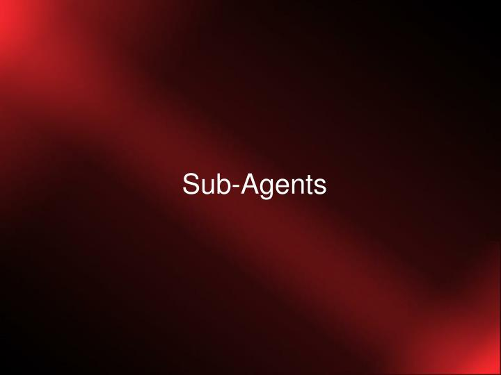 Sub-Agents