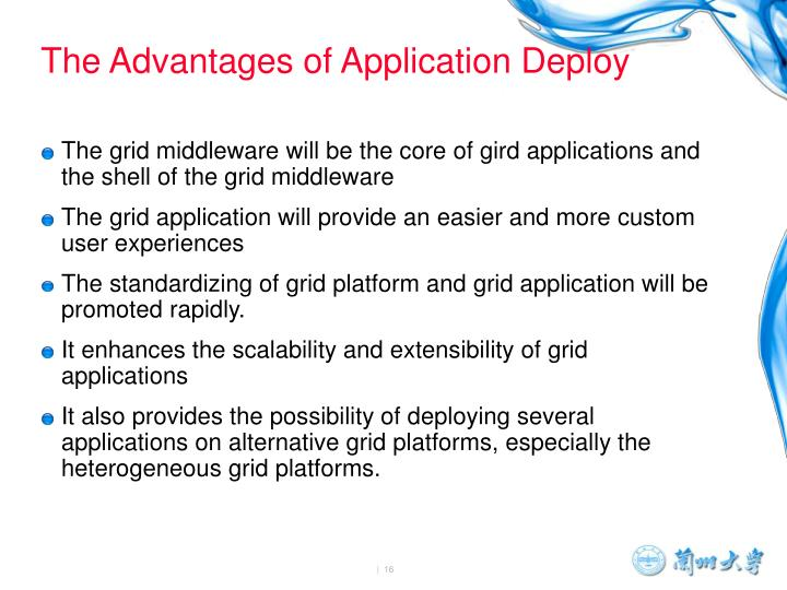 The Advantages of Application Deploy