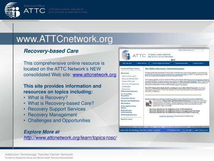 www.ATTCnetwork.org